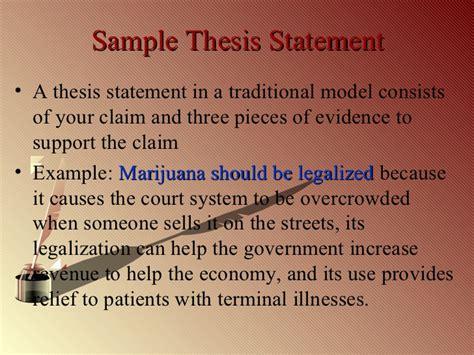 thesis statement for legalizing marijuana college essays college application essays legalizing
