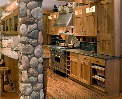 Western Decorating Ideas For Your Kitchen Northwoods Lodge Decor Kitchen Center Showroom