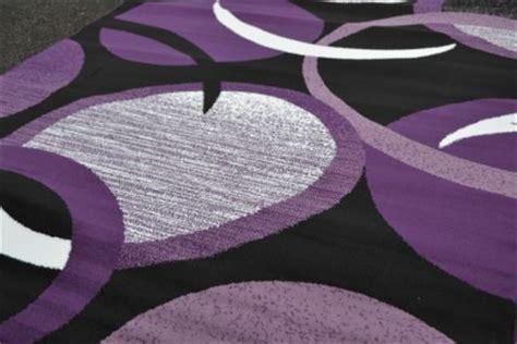 purple gray and black area rug 1062 white purple gray black modern area rug comteporary abstract carpet new ebay