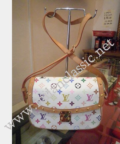 Baymax Square White Sling Bag sold 已售出 lv monogram multicolor white sologne sling bag