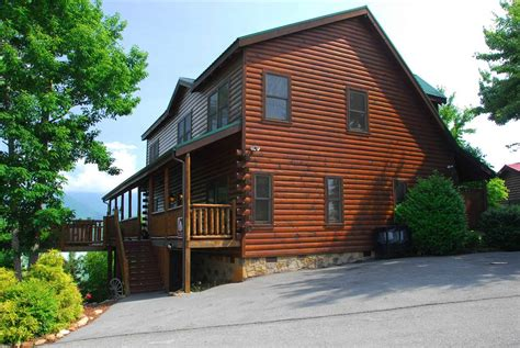 black ridge 4 bedroom cabin rental in gatlinburg tn