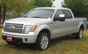Ford F150 Wiki File 2010 Ford F 150 Platinum 07 10 2010 Jpg