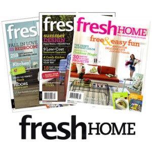fresh home magazine fresh home magazine