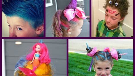 30 ideas for hair day at school for hair day at school 30 best ideas for hair