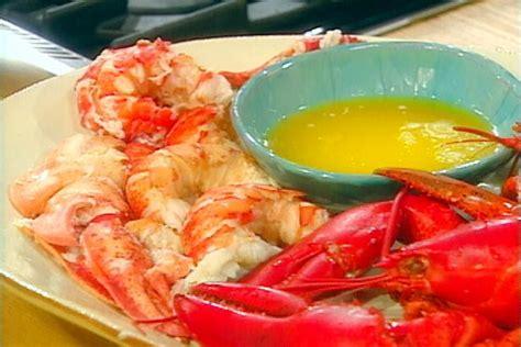 come cucinare aragosta congelata boiled lobsters recipe food network