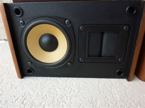 optimus pro lx4 bookshelf speakers linaeum tweeter lx 4