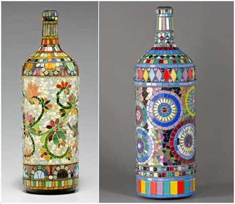 Crafts To Decorate Your Home by 15 Amazing Wine Bottle Crafts To Decorate Your Home With