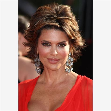how to get lisa rinna s haircut step by step 29 best short shag cut images on pinterest hairstyles