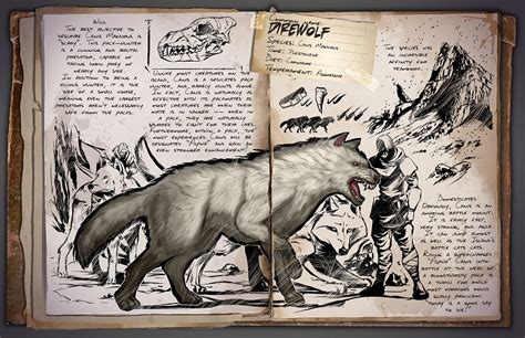 Ark Search Ark Survival Evolved Introducing The Direwolf