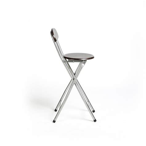 Folding High Stool Chair by Ecdaily Folding Minimalist Bar Stool Bar Stool Fishing