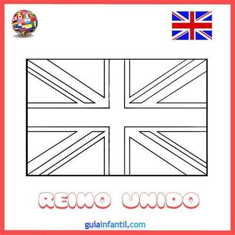 dibujos de banderas del mundo para imprimir imprimir dibujo de la bandera del reino unido para