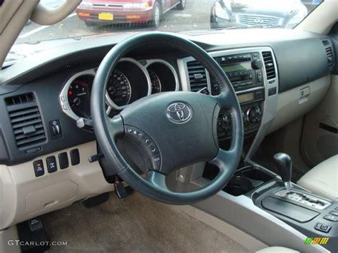 2004 Toyota Interior Taupe Interior 2004 Toyota 4runner Limited 4x4 Photo