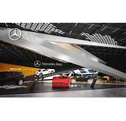 Mercedes Benz Exhibition Stand Design