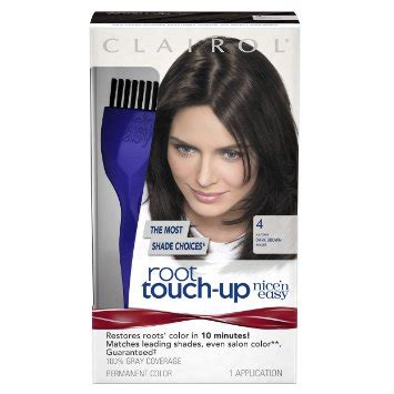 clairol nice n easy hair color only 2 50 at walgreens walmart clairol nice n easy root touch up hair color only
