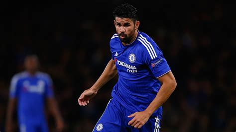 diego costa showing complacency from lack of competition for chelseas diego costa i was overweight chelsea 08 october 2015
