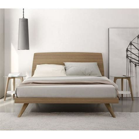 contemporary bed frames best 25 mid century modern bed ideas on pinterest mid
