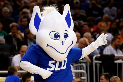billiken new mascot st louis billikens new mascot is a creepy improvement