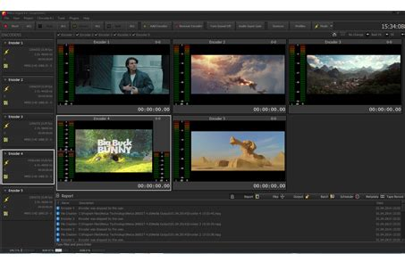 techex incorporates metus technology video management
