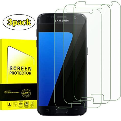 Capdase Tempered Glass Samsung S7 Clear White wangcl samsung galaxy s7 clear tempered glass screen protector anti 9h hardness screen