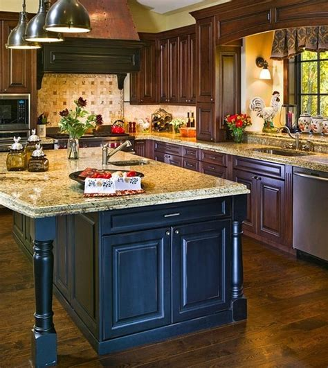 Rustic Kitchen Islands With Seating Labor Of Love Rustic Kitchen Islands With Seating