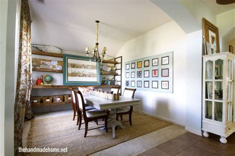 Homeschool Dining Room by Easy Dining Room Conversion That Can Quickly Be Changed