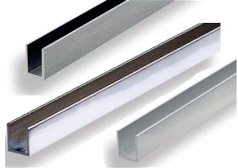 List Alumunium U aluminium u profile track kerolhardware co uk