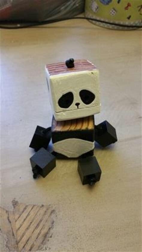 Hako Robo Robots Cubes And Families by Block Bots By Wilsonartfactory Artist Friends