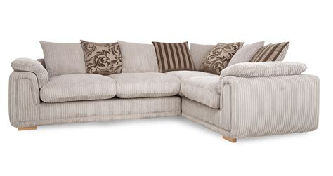 glow left facing 2 corner sofa lottie left arm facing 2 seater pillow back corner sofa