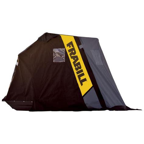 porta recon frabill 174 recon dlx portable ice shelter 174798 ice