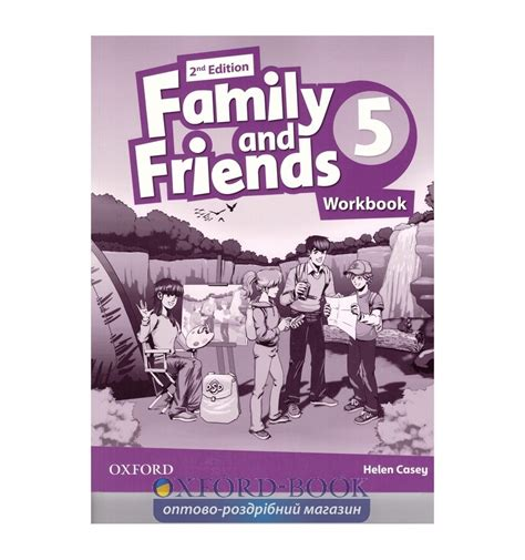 family and friends 5 2nd ed class book multirom ed oxford libroidiomas купить family and friends 2nd edition 5 workbook