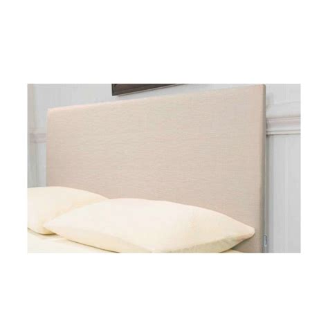 tempur headboard tempur ardennes plain headboard choose your colours online
