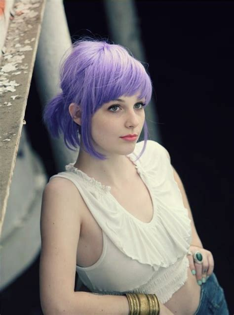 periwinkle hair style image short periwinkle hair color hair pinterest