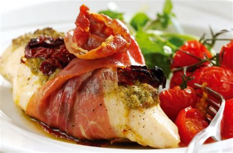 Ham And Chicken Recipes | stuffed chicken with parma ham recipe goodtoknow