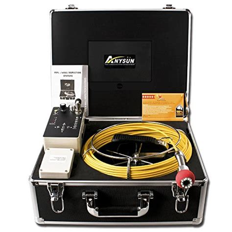 Pipe Inspection Camera, Drain sewer Industrial Endoscope   Import It All