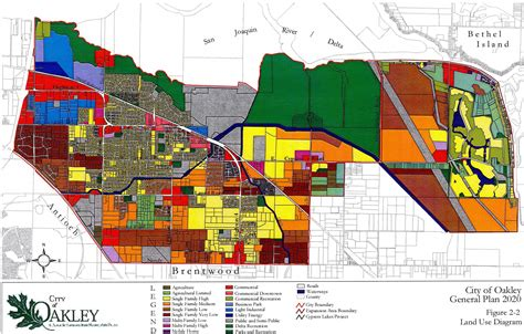 land maps land use decisions how are they made romick in oakley