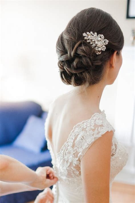 Wedding Updos Without Veil by 50 Best Bridal Hairstyles Without Veil Emmaline