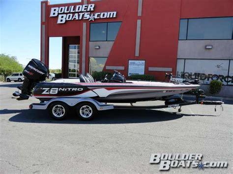 boulder boats phoenix specifications for the 2012 nitro z 8 straight up nitro