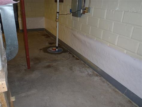 DryZone, LLC   Basement Waterproofing Photo Album   Denton