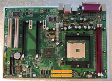 sockel 754 cpu affordable sli motherboards computex 2005 early bird