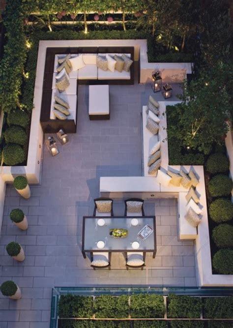 idee terrazzi come arredare il terrazzo