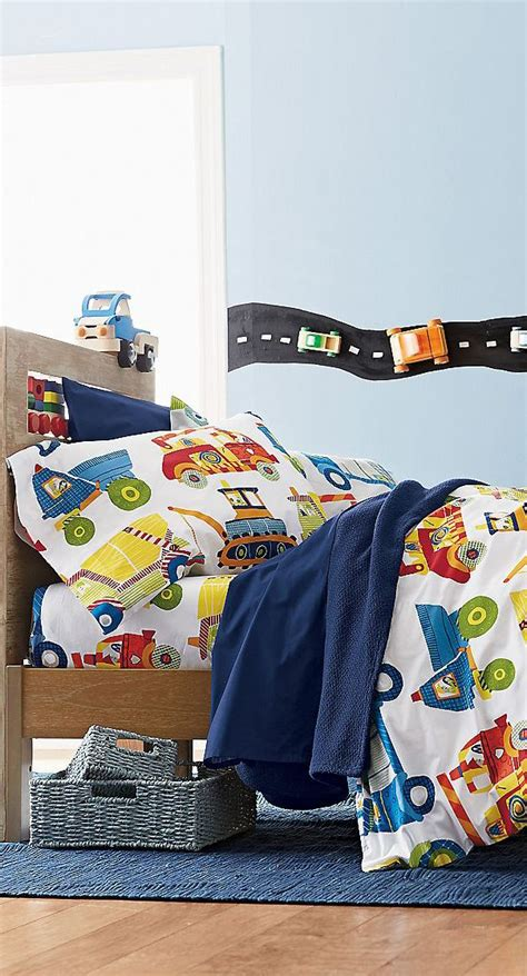 construction bedroom decor construction bedding boys bedrooms boys bedding room