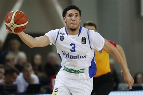 Liangelo Draft Liangelo Declares For 2018 Nba Draft