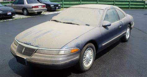 where to buy car manuals 1993 lincoln mark viii navigation system garage find 1993 lincoln mark viii wakes up after 19 years of slumber