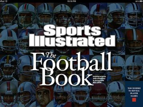 athletics and football classic reprint books review sports illustrated the football book for