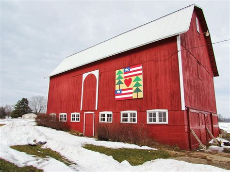 Barn Quilts History by The Vicksburg Quilt Trail Forges A Path Of History And