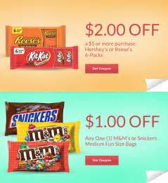sweet candy deals on hershey s and m m s at rite aid