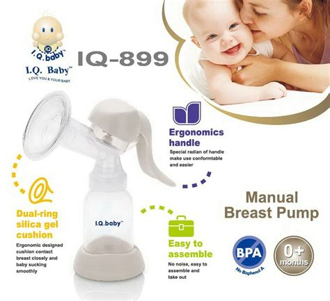 Breast Iq Manual Iq 899 manual breast iq baby type iq 899 pompa penyedot