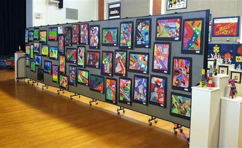 display art create instant art display space screenflex