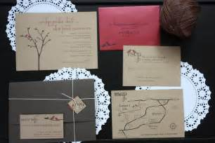 unique diy wedding invitation ipunya