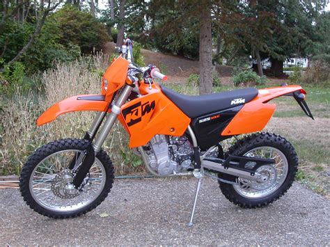 Ktm 525 Weight 2003 Ktm 525 Mxc Desert Racing Pics Specs And